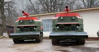 Львівський бронетанковий завод модернізував для ЗСУ 15 танків: фото