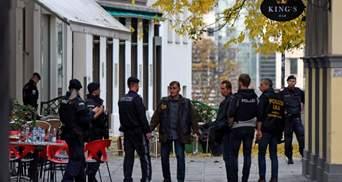 Теракт в Вене мог совершить один человек: заявление главы МВД Австрии