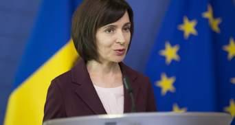 Майя Санду: все що потрібно знати про новообрану президентку Молдови