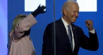 Джо Байден получил больше всего голосов за всю историю выборов президента США