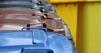 Сбор бытовых отходов в Киеве станет интерактивным