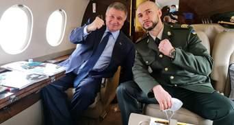 За повернення Марківа до України Аваков заплатив власні гроші – майже 24 тисячі євро