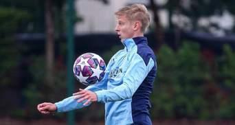 Хоч хтось в сім'ї на ти з м'ячем: Зінченко показав неймовірну футбольну техніку своїх собак