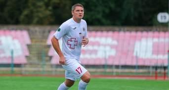 Колишній гравець збірної Михалик розповів, що змусило його співати гімн України перед матчами