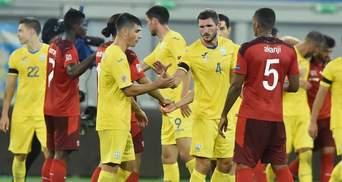 Швейцарія оголосила заявку на матчі з Україною та Іспанією в Лізі націй
