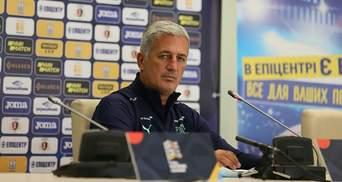 Потрібно перемагати Іспанію та Україну, щоб залишитися у дивізіоні A, – тренер Швейцарії