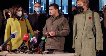 Выборы нужны, но это – не самоцель, – Зеленский об оккупированном Донбассе