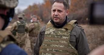 """Когда ТКГ и """"нормандская четверка"""" рассмотрят """"План действий по Донбассу"""": заявление Ермака"""