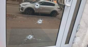 Обстріли азербайджанського консульства у Харкові: дипломати опублікували відео