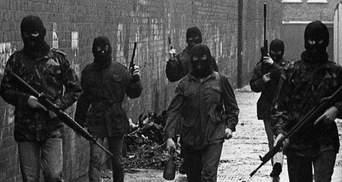 Сепаратисты Ирландской армии: кто это и чем они отличаються от бандитов на Донбассе