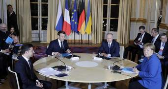 Реализация договоренностей нормандского саммита в Париже: что сделала Украина