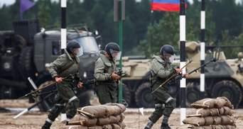 У Росії військовий розстріляв трьох товаришів