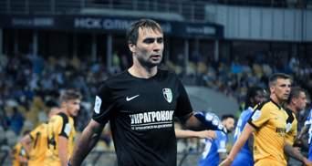 Шевченко викликав ще двох воротарів у збірну України