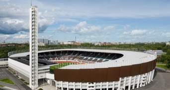 Білий бетон, дерево та скло: в Гельсінкі відкрили оновлений олімпійський стадіон – фото