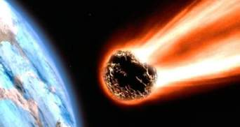 У Лівані зафіксували унікальне явище: вогняна куля з неба підпалила землю – відео