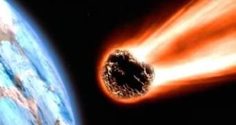 В Ливане зафиксировали уникальное явление: огненный шар с неба поджег землю – видео