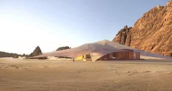 Палатка с гостиничными условиями: в Саудовской Аравии посреди пустыни появится новый курорт