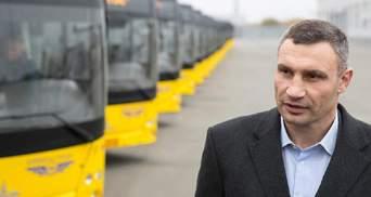 У Київ закупили 200 автобусів МАЗ: міністр екології обурений