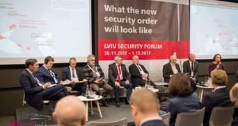 """Пандемия – новая """"ядерная"""" угроза для человечества: говорили на Львовском форуме по безопасности"""