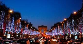 Святкування Різдва у Франції під загрозою: там побоюються третьої хвилі COVID-19