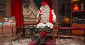 Через карантин резиденція Санта-Клауса перейшла на віддалений режим роботи