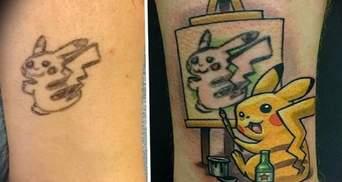Коли щось пішло не так: добірка безглуздих та невдалих татуювань – фото