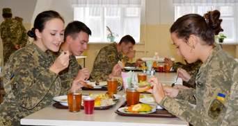 Міноборони спростувало інформацію про скасування нової системи харчування в армії