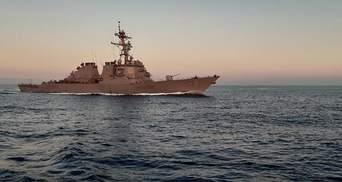 ВМС України тренувалися з кораблями НАТО у Чорному морі: деталі