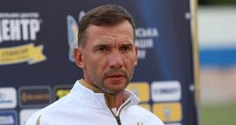 Андрей Шевченко: Дадим в сборной Украины шанс тем, кто мало играет
