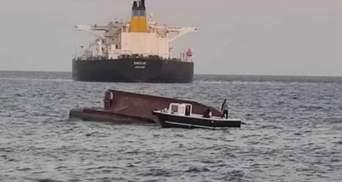 У Середземному морі зіткнулися танкер з рибальським човном: є жертви