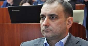 Антикорупційний суд відправив у в'язницю депутата Полтавської ОДА Валерія Прядка