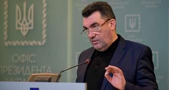 Глава РНБО закликав ЦВК негайно оголосити всі результати місцевих виборів