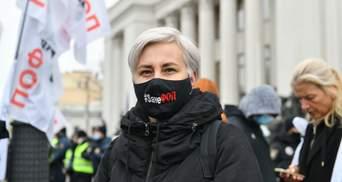 В Киеве предприниматели-ФОПы перекрыли Грушевского: какие у них требования