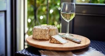 Тандем вина и сыра: новые интересные сочетания