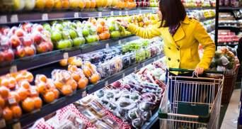 Инфляция в Украине в октябре ускорилась: товары подорожали