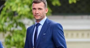 Шевченко розповів про найбільш проблемну позицію в збірній України