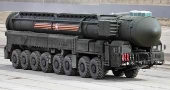 Украина заявила об угрозе развертывания ядерного оружия в аннексированом Крыму