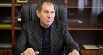 Мэр Кропивницкого Андрей Райкович заболел COVID-19