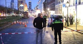 В Гааге обстреляли посольство Саудовской Аравии: нашли десятки пуль – фото