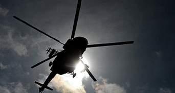 В Египте разбился военный вертолет с американцами: есть погибшие