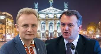 Велике інтерв'ю зі Садовим та Синюткою: про проблеми Львова, конфлікт та транспортний колапс