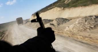 Росія не має права називати миротворцями своїх військових у Карабаху:заява України в ОБСЄ