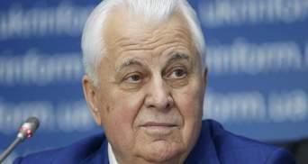 Удавка на шее Украины, – Кравчук о порядке минских договоренностей