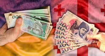 Богаче ли грузины украинцев: сравнение зарплат, пенсий и ВВП