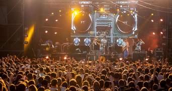 """Концерт гурту """"Бумбокс"""" у Львові зупинила поліція: фото інциденту"""
