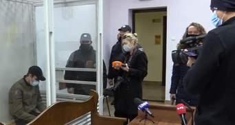 Суд избрал меру пресечения водителю Uber, сбившему пешеходов на остановке в Киеве