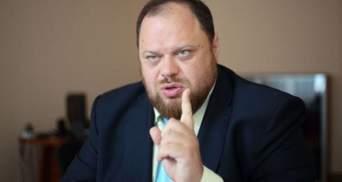 Вскоре Верховная Рада рассмотрит законопроект О всеукраинском референдуме, – Стефанчук