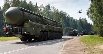 Ядерное оружие России в Крыму угрожает всей Европе, – СНБО