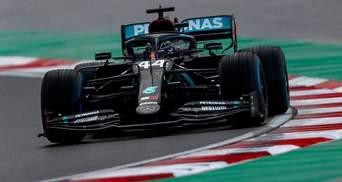 Хэмилтон в седьмой раз стал чемпионом Формулы-1 и повторил рекорд легендарного Шумахера: фото