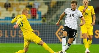 Україна вперше в історії програла 4 гостьові матчі поспіль